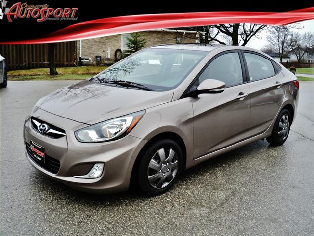 2013 Hyundai Accent GLS (Stk: ) in Orangeville - Image 2 of 20