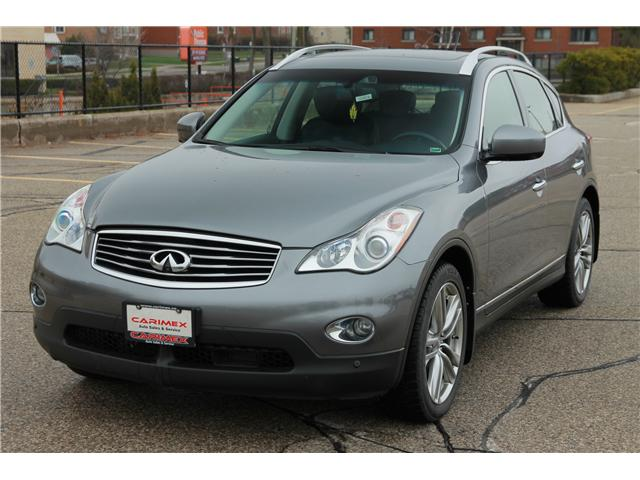 2012 Infiniti EX35 Luxury (Stk: 1904159) in Waterloo - Image 1 of 28