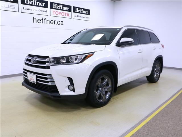 2017 Toyota Highlander Limited (Stk: 195338) in Kitchener - Image 1 of 32