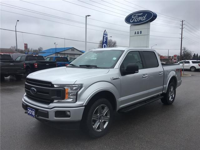 2018 Ford F-150  (Stk: P6028) in Perth - Image 1 of 12