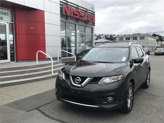 2014 Nissan Rogue SL (Stk: N19-0049A) in Chilliwack - Image 1 of 15