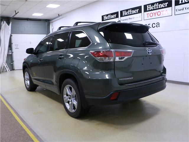 2015 Toyota Highlander Hybrid Limited (Stk: 195381) in Kitchener - Image 2 of 32