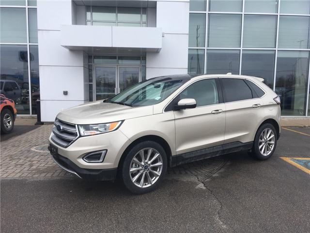 2018 Ford Edge Titanium (Stk: 19193A) in Perth - Image 1 of 13