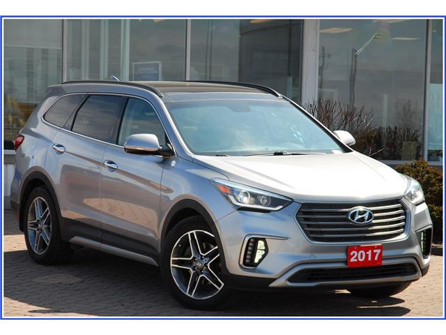 2017 Hyundai Santa Fe XL Limited (Stk: 146680B) in Kitchener - Image 2 of 18