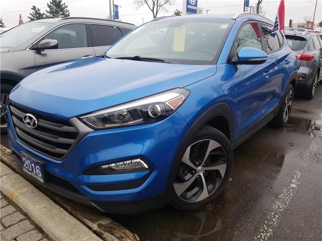 2016 Hyundai Tucson Premium 1.6 (Stk: 39312A) in Mississauga - Image 1 of 14