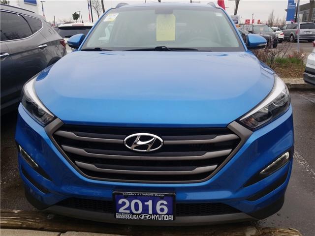 2016 Hyundai Tucson Premium 1.6 (Stk: 39312A) in Mississauga - Image 2 of 14