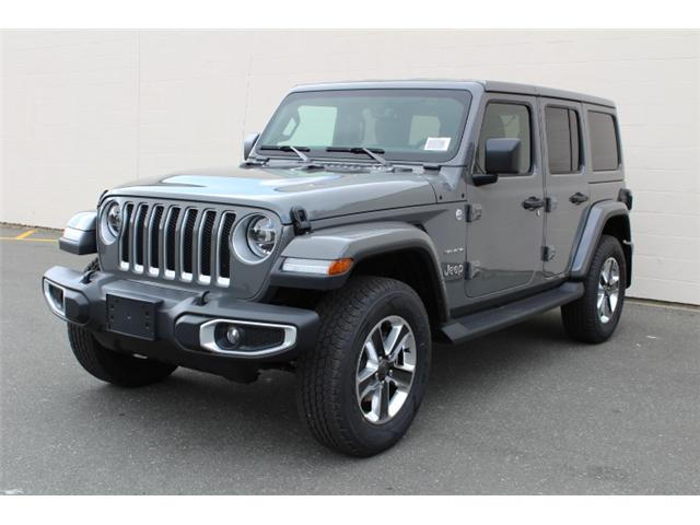 2019 Jeep Wrangler Unlimited Sahara (Stk: W607215) in Courtenay - Image 2 of 30