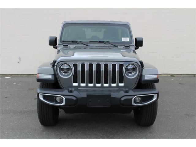 2019 Jeep Wrangler Unlimited Sahara (Stk: W607215) in Courtenay - Image 25 of 30