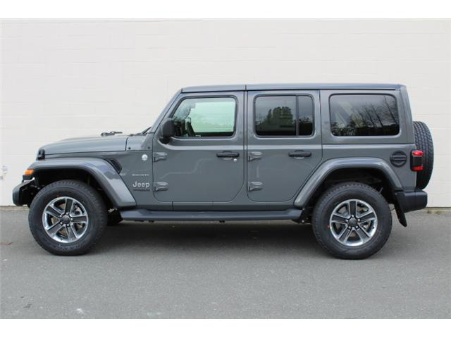 2019 Jeep Wrangler Unlimited Sahara (Stk: W607215) in Courtenay - Image 28 of 30