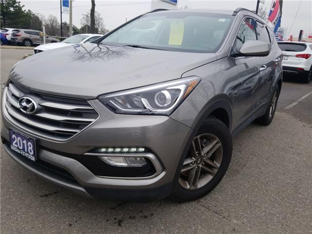 2018 Hyundai Santa Fe Sport 2.4 Base (Stk: OP10136) in Mississauga - Image 1 of 19