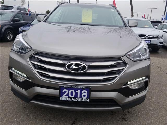 2018 Hyundai Santa Fe Sport 2.4 Base (Stk: OP10136) in Mississauga - Image 2 of 19