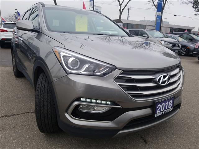 2018 Hyundai Santa Fe Sport 2.4 Base (Stk: OP10136) in Mississauga - Image 3 of 19