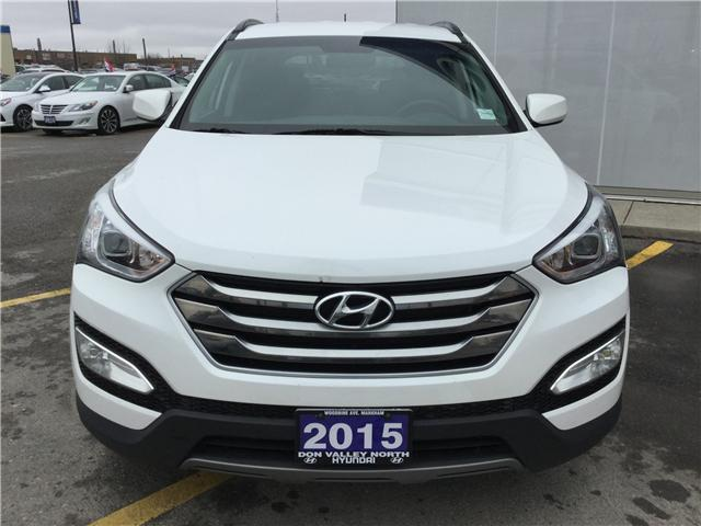 2015 Hyundai Santa Fe Sport 2.4 Premium (Stk: 7688H) in Markham - Image 2 of 10