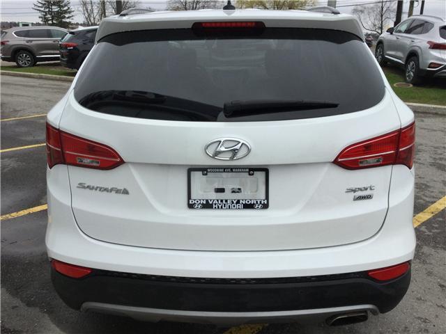 2015 Hyundai Santa Fe Sport 2.4 Premium (Stk: 7688H) in Markham - Image 5 of 10