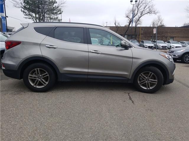 2018 Hyundai Santa Fe Sport 2.4 Base (Stk: OP10136) in Mississauga - Image 4 of 19