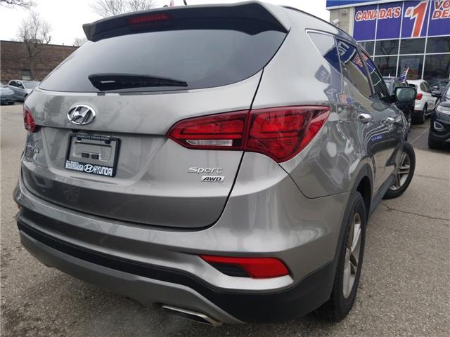 2018 Hyundai Santa Fe Sport 2.4 Base (Stk: OP10136) in Mississauga - Image 5 of 19