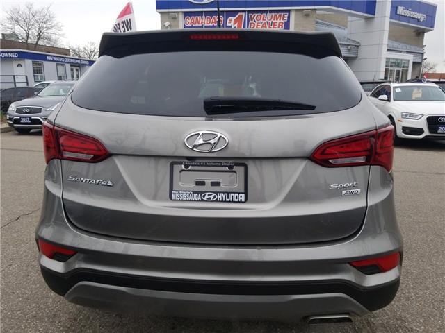 2018 Hyundai Santa Fe Sport 2.4 Base (Stk: OP10136) in Mississauga - Image 6 of 19