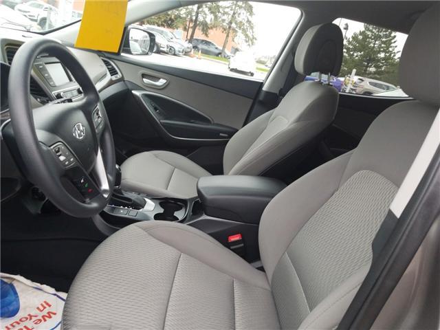 2018 Hyundai Santa Fe Sport 2.4 Base (Stk: OP10136) in Mississauga - Image 9 of 19