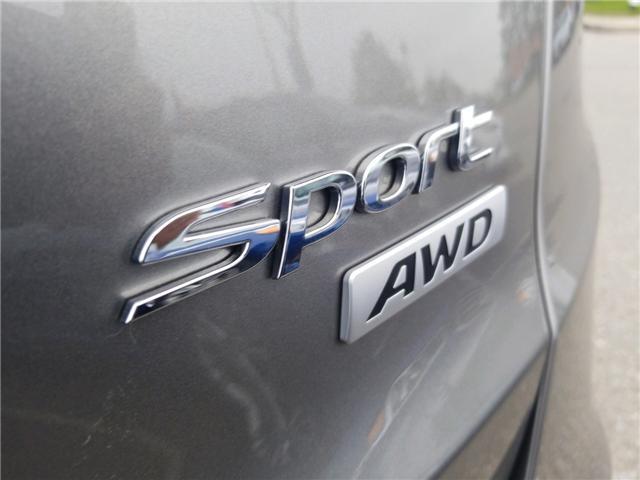 2018 Hyundai Santa Fe Sport 2.4 Base (Stk: OP10136) in Mississauga - Image 12 of 19