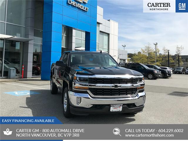 2019 Chevrolet Silverado 1500 LD LT (Stk: 9L88900) in North Vancouver - Image 1 of 13