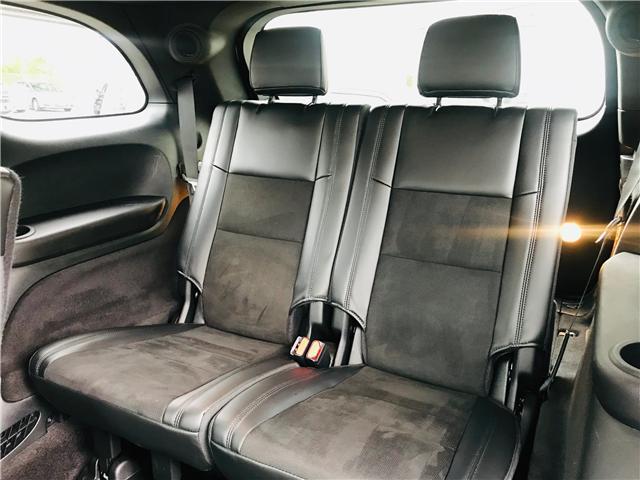 2019 Dodge Durango R/T (Stk: LF010220) in Surrey - Image 11 of 25