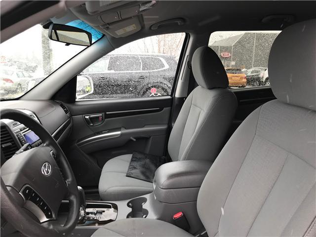 2010 Hyundai Santa Fe GL 3.5 (Stk: 21388A) in Edmonton - Image 12 of 23