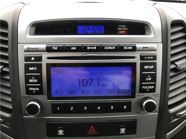 2010 Hyundai Santa Fe GL 3.5 (Stk: 21388A) in Edmonton - Image 17 of 23