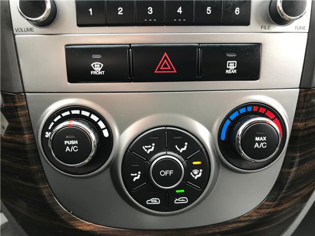 2010 Hyundai Santa Fe GL 3.5 (Stk: 21388A) in Edmonton - Image 18 of 23