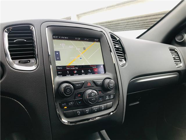 2019 Dodge Durango R/T (Stk: LF010220) in Surrey - Image 20 of 25
