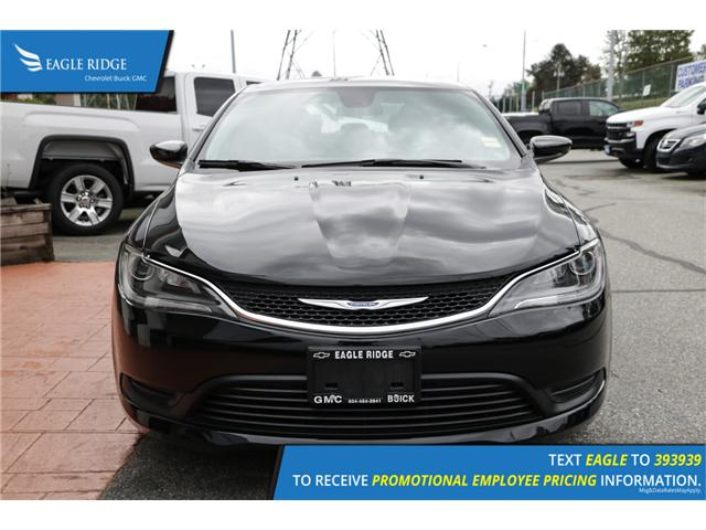 2016 Chrysler 200 LX (Stk: 160079) in Coquitlam - Image 2 of 14
