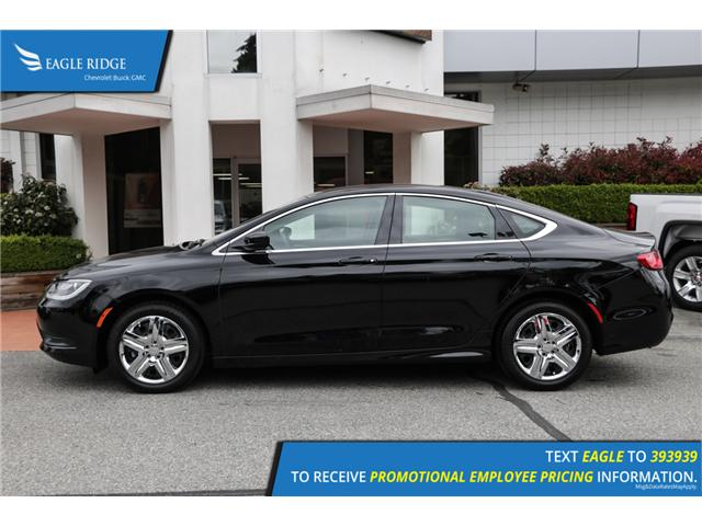 2016 Chrysler 200 LX (Stk: 160079) in Coquitlam - Image 3 of 14