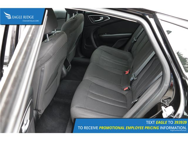 2016 Chrysler 200 LX (Stk: 160079) in Coquitlam - Image 14 of 14