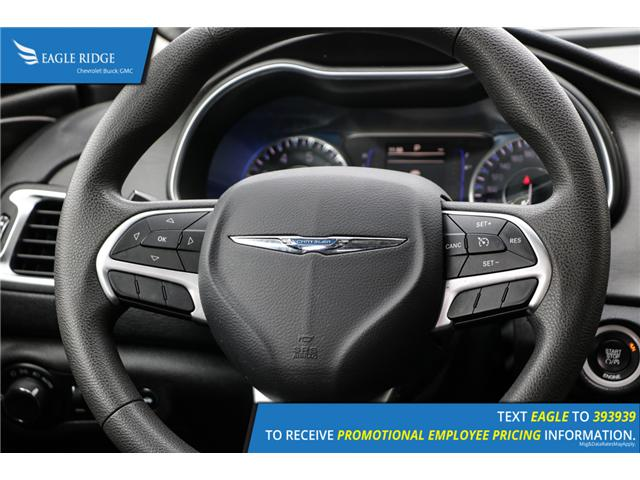 2016 Chrysler 200 LX (Stk: 160079) in Coquitlam - Image 9 of 14