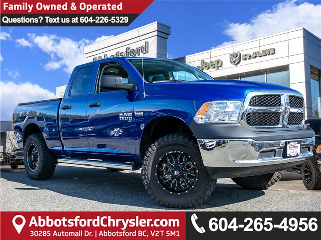 2017 RAM 1500 ST (Stk: AB0826A) in Abbotsford - Image 1 of 24