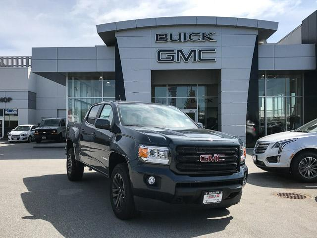 2019 GMC Canyon SLE (Stk: 9CN24060) in North Vancouver - Image 2 of 13
