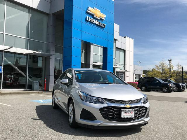 2019 Chevrolet Cruze LS (Stk: 9C25300) in North Vancouver - Image 2 of 13
