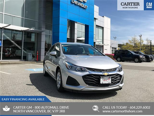 2019 Chevrolet Cruze LS (Stk: 9C25300) in North Vancouver - Image 1 of 13