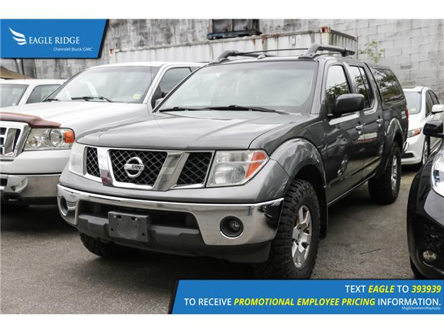 2008 Nissan Frontier Nismo (Stk: 088032) in Coquitlam - Image 1 of 4