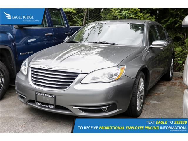 2012 Chrysler 200 Limited (Stk: 124755) in Coquitlam - Image 1 of 4
