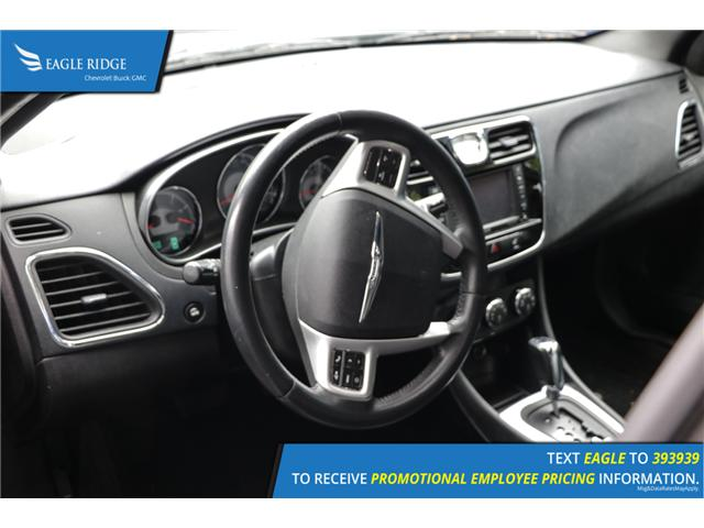 2012 Chrysler 200 Limited (Stk: 124755) in Coquitlam - Image 2 of 4