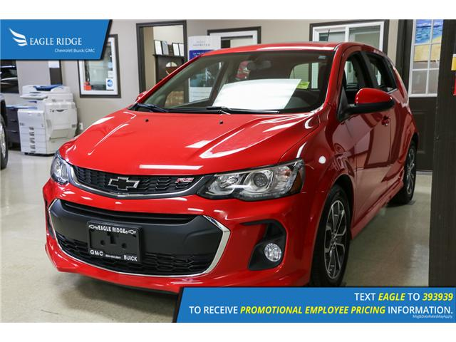 2018 Chevrolet Sonic LT Auto (Stk: 189628) in Coquitlam - Image 1 of 6
