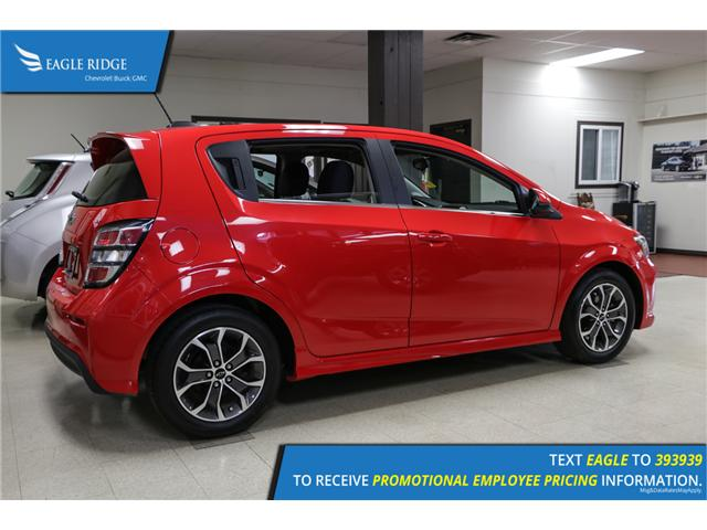 2018 Chevrolet Sonic LT Auto (Stk: 189628) in Coquitlam - Image 2 of 6