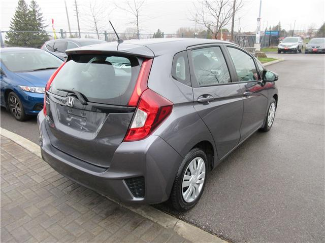 2017 Honda Fit LX (Stk: 26963A) in Ottawa - Image 3 of 12