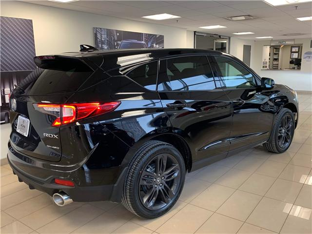 2019 Acura RDX A-Spec (Stk: D12643) in Toronto - Image 2 of 10