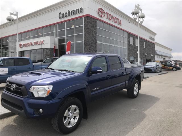2015 Toyota Tacoma V6 (Stk: 190084A) in Cochrane - Image 1 of 15