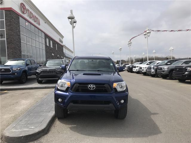 2015 Toyota Tacoma V6 (Stk: 190084A) in Cochrane - Image 8 of 15