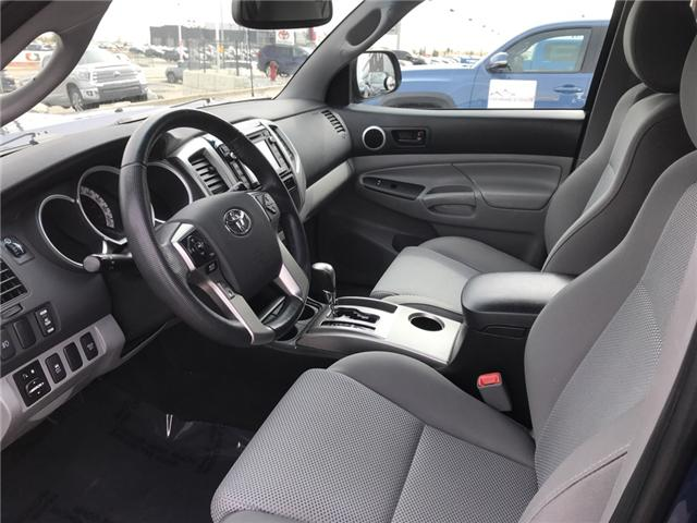 2015 Toyota Tacoma V6 (Stk: 190084A) in Cochrane - Image 11 of 15