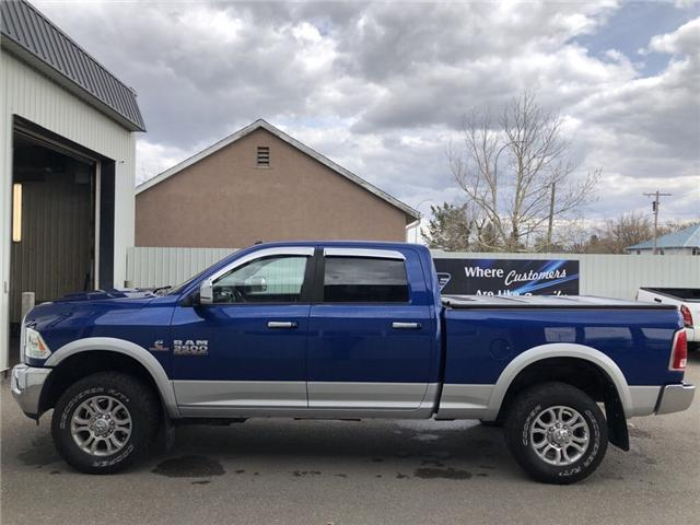 2015 RAM 3500 Laramie (Stk: 14782) in Fort Macleod - Image 2 of 22