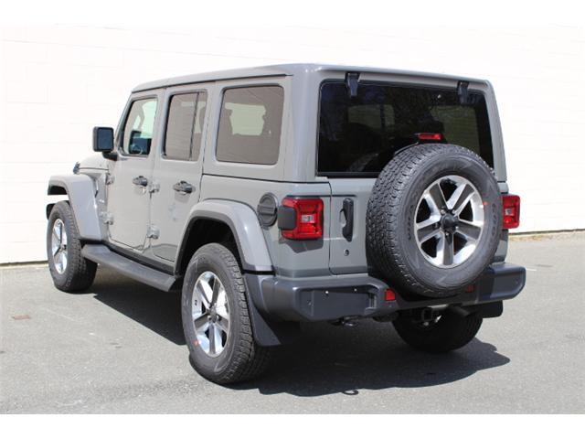 2019 Jeep Wrangler Unlimited Sahara (Stk: W607215) in Courtenay - Image 3 of 30