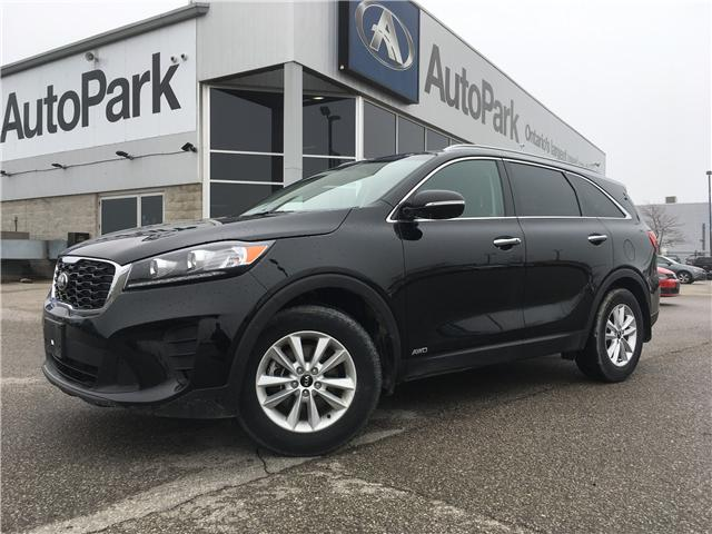 2019 Kia Sorento 2.4L LX (Stk: 19-83092RJB) in Barrie - Image 1 of 27